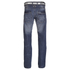 Crosshatch Men's New Baltimore Denim Jeans - Mid Wash: Image 2