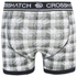 Lote de 2 bóxers Crosshatch Pixflix - Hombre - Gris: Image 4