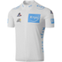 Le Coq Sportif Men's Tour de France 2016 Young Riders Classification Official Jersey - White: Image 1