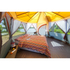Coleman Cortes Octagon Tent (8 Person) - Grey/Orange: Image 3