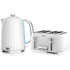 Breville Impressions Collection Kettle and Toaster Bundle - White