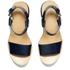 Jil Sander Navy Women's Heeled Sandals - Navy: Image 2