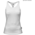 Better Bodies Women's T-Back Tank Top - White: Image 1