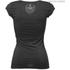 Better Bodies Women's Raw Energy T-Shirt - Black: Image 2