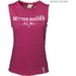 Better Bodies Women's N.Y. Raw Tank Top - Pink Melange: Image 1