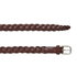 Scotch & Soda Men's Summer Woven Belt - Tabacco: Image 2