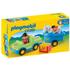 Playmobil -Véhicule avec remorque à cheval (6958): Image 1