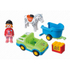 Playmobil 1.2.3. Car with Horse Trailer (6958): Image 3