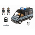 Playmobil City Action Police Van with Lights and Sound (6043)