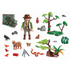 Playmobil Wild Life Lynx Family with Cameraman (5561): Image 3