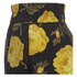 Ganni Women's Lee Silk Shorts - Fusion Rose: Image 4
