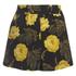 Ganni Women's Lee Silk Shorts - Fusion Rose: Image 1