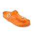 Birkenstock Women's Gizeh Slim Fit Toe-Post Sandals - Neon Orange: Image 3