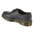 Dr. Martens Women's Core 1461 Virginia Leather 3-Eye Flat Shoes - Black: Image 4