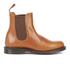 Dr. Martens Women's Kensington Flora Aniline Leather Chelsea Boots - Oak: Image 1