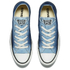 Converse Women's Chuck Taylor All Star Sunset Wash Ox Trainers - Ambient Blue/Egret: Image 2