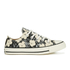 Converse Andy Warhol Chuck Taylor All Star Ox Trainers - Natural/Black: Image 1
