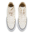 Converse Women's Chuck Taylor All Star Oil Slick Toe Cap Hi-Top Trainers - Parchment/Egret: Image 2