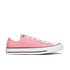 Converse Women's Chuck Taylor All Star Ox Trainers - Daybreak Pink/White/Black: Image 1