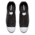 Converse Men's CONS Star Player Perforated Leather Trainers - Black/White: Image 2