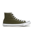 Converse Men's Chuck Taylor All Star Hi-Top Trainers - Herbal/White/Black: Image 1