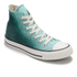 Converse Women's Chuck Taylor All Star Sunset Wash Hi-Top Trainers - Motel Pool/Rebel Teal: Image 4