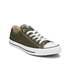 Converse Men's Chuck Taylor All Star Ox Trainers - Herbal/White/Black: Image 4