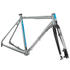 Kinesis Crosslight 5T Disc Frameset - Steel Grey: Image 1