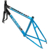 Kinesis CX Race Frame - Black/Blue: Image 3