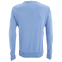 Luke 1977 Men's Gerard Otm Crew Neck Jumper - Powder Blue: Image 2