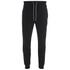 Luke 1977 Men's Firma Sweatpants - Jet Black/ White: Image 1