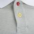 Luke 1977 Sport Men's Brahmer Luke Sport Polo Shirt - White Mix: Image 4