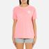 Converse Women's CP Slouchy T-Shirt - Daybreak Pink: Image 1
