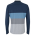 Primal Long Sleeve Henley - Blue: Image 2