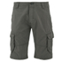 Threadbare Men's Hulk Cargo Shorts - Slate: Image 1