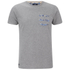 Threadbare Men's New Orleans Pocket T-Shirt - Grey Marl: Image 1