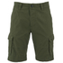 Threadbare Men's Hulk Cargo Shorts - Khaki: Image 1