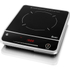 Swan SIH201 Touch Screen Induction Hob - Black: Image 1