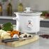 Elgento E16001 Slow Cooker - White - 1.5L: Image 5