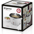 Elgento E19013 Rice Cooker - White - 1.5L: Image 3