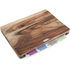 Natural Life NL82010 4 Piece Acacia Cutting Board: Image 1