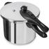 Tower T80208 Aluminium Pressure Cooker - Silver - 7L: Image 1