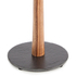 Natural Life NLAS008 Acacia Towel Pole with Slate Base: Image 2