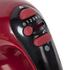 Russell Hobbs 18966 Rosso Hand Mixer - Red - 300W: Image 3