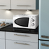 Swan SM3090N Manual Microwave - White - 800W: Image 2
