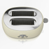 Akai A20001C 2 Slice Cool Touch Toaster - Cream: Image 2