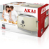Akai A20001C 2 Slice Cool Touch Toaster - Cream: Image 5
