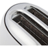 Akai A20001 2 Slice Cool Touch Toaster - White: Image 3