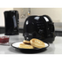 Elgento E20012B 2 Slice Toaster - Black: Image 2