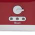 Swan ST10090RedN 4 Slice LongSlot Toaster - Red: Image 3